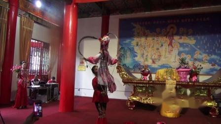 佛门映像:肖老师的木偶表演《别洞观景》—德阳罗江金莲寺端午庆佳节