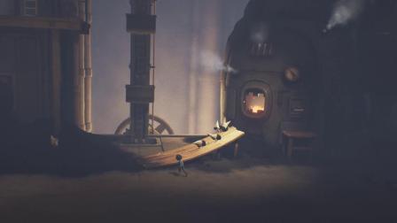 【舍长制造】三角头都是小孩子?火光下的真相—小小梦魇DLC 02