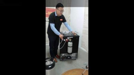 Kegland 新款5代啤酒机 气瓶气管如何安装