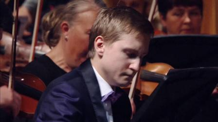 卡普斯丁《第二钢琴协奏曲》德米特里·马斯里夫现场演奏