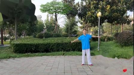 3-柔力球功夫拍练习《规定套路第三套》190705
