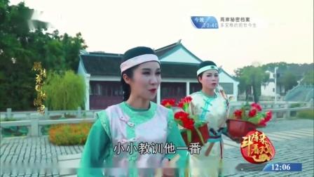 陆萍坊歌仔戏顾靖尧与林湘君_富家子弟爱捉弄人(曲池)