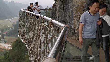 自由组合游祖国山河。德天大瀑布位于广西壮族自治区崇左市,与紧邻的越南板约瀑布相连,是亚洲第一、世界第四大跨国瀑布。