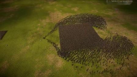 《史诗战争模拟器2》游戏新预告