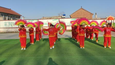 纪各庄舞蹈队《中国美》