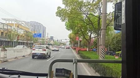 【奉贤巴士】上海公交南航线南桥汽车站→航头