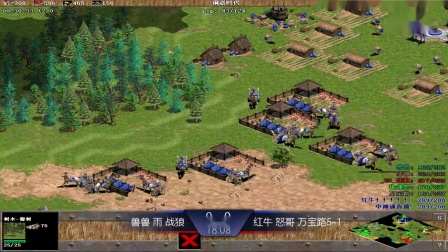 兽兽 雨 战狼3:0红牛 怒哥 万宝路5-1