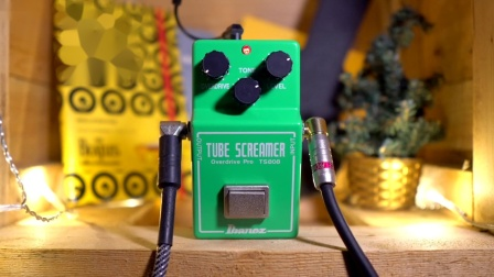 24 - Ibanez TS-808 Overdrive Pro - 100 Days 100 Gears