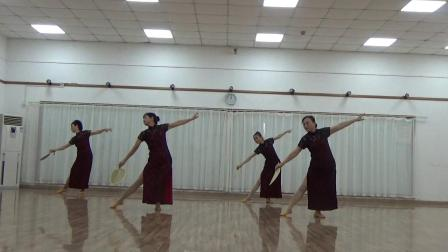 舞蹈渔光曲习舞健娜,小华,迎博,荣美