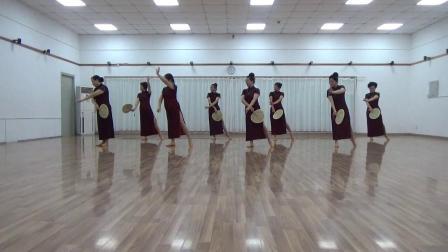 舞蹈渔光曲习舞高二舞蹈队