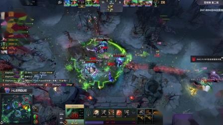 RNG vs Elephant i联赛常规赛 BO3 第三场 4.6