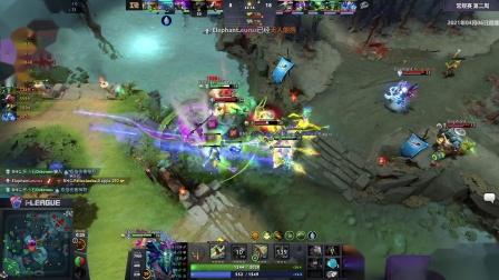 RNG vs Elephant i联赛常规赛 BO3 第二场 4.6