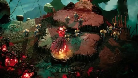 《战锤西格玛时代:风暴之地》发售日预告