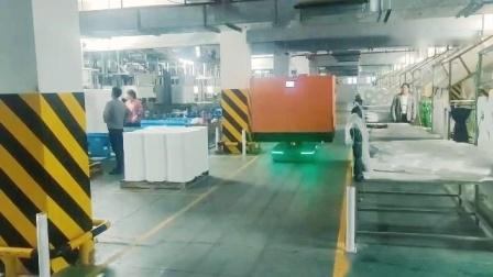 浙江斯爵思滚筒式自动小车AGV