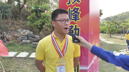 惠东县梁化中学誓师大会暨八公里徒步活动