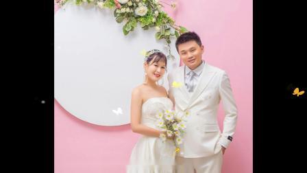 下寨村李志军范嫣婚礼MV