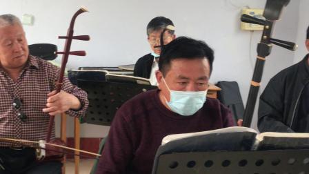 孙桂欣演唱吕剧选:杜鹃花开识郎面