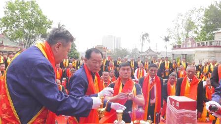 金鹏海内外宗亲辛丑年隆重举行春礿仪典·2021年4月5日