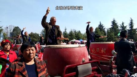 平陆县常乐镇北张村2021年农历二月二十五娘娘庙会现场实况视频剪辑
