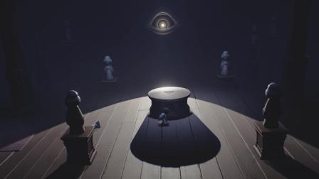 【舍长制造】三角头竟是我自己—小小梦魇DLC 03(完)