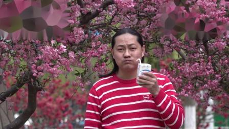 朱坤拍摄有点喝了,来包奶喝喝