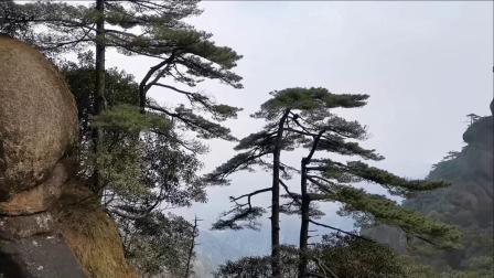 江西上饶三清山-中国第一山