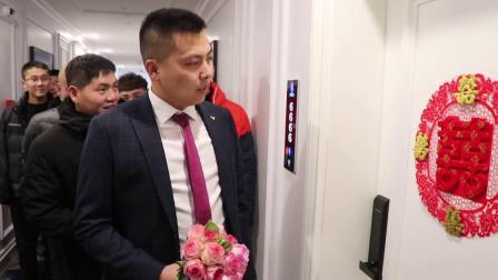 魏立有 王 晗 婚礼录像