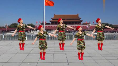 没有共产党就没有新中国广场舞
