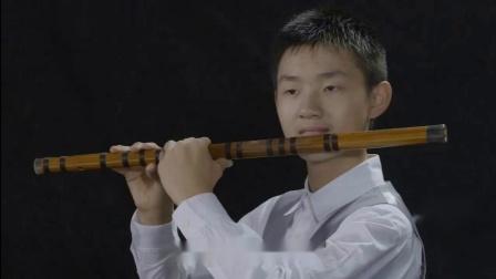 唐俊乔教学技巧06吹笛的姿势与手口型 竹笛入门教学笛子演奏基础教程