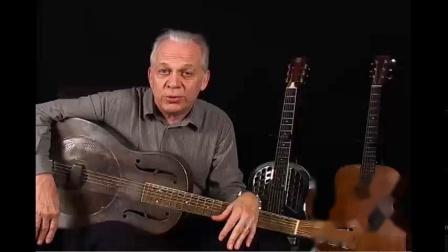 【牛棚日记】[Truefire]Paul Rishell - Dirt road blues 布鲁斯电吉他教学