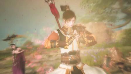 【3DM游戏网】《古剑OL》海外版预告.mp4