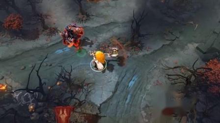 DOTA2新英雄技能展示:星破天惊