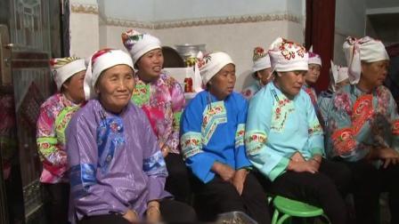 广南壮族歌者呼汤氏家族祭祖扫墓06