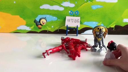 玩具小故事:白雪可真做生意