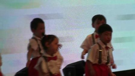 幼儿舞蹈你笑起来真好看