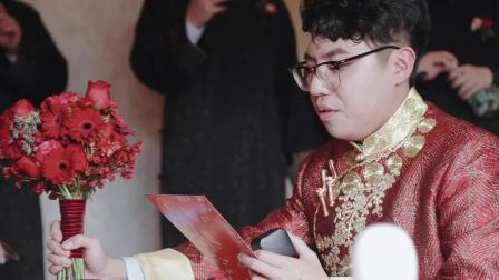 Apr.10th【汪洋&徐一心】日航酒店婚礼快剪