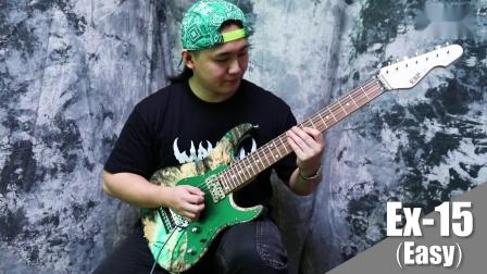 【牛棚日记】筋肉吉他道场 吉他手养成法则 吉他教学2