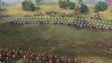 【3DM游戏网】《帝国时代4》诺曼文明预告片