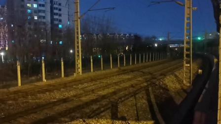【火车视频集锦】绿波桥小夜拍