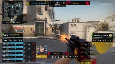 Gambit vs NiP