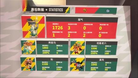 NeXT《猫和老鼠》手游精英联赛 D5坦氪游击队VS永不言弃 第四局