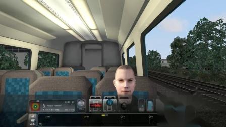 模拟火车2019:乘火车在平原中飞驰