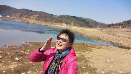 我在台山水库玩自拍