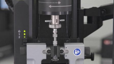 英斯特朗试验机玻璃注射器扭转测试