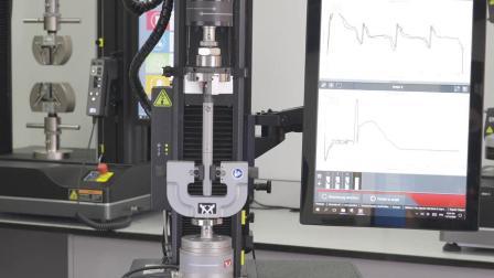 英斯特朗试验机笔式注射器扭转测试