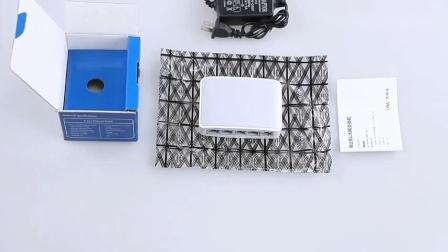 小身材,大应用-即插即用,无需配置,使用简单方便