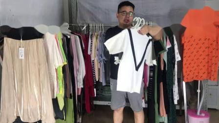梵莱尼4-13女装更新款式展示夏装视频