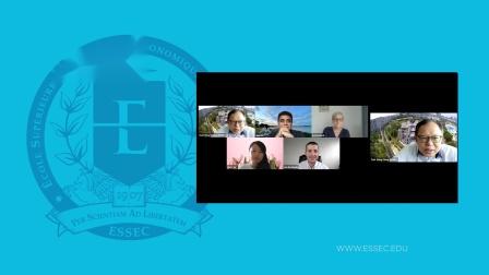ESSEC 硕士职业生涯论坛回放 - 数字营销:行业趋势与亚洲工作机会