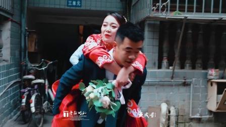 01.16齐云高&刘栖菱-婚礼mv