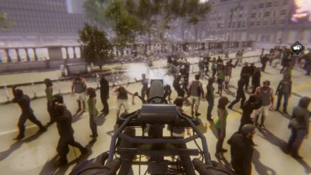 【3DM游戏网】《防暴控制模拟器》游戏预告